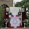 Ołtarz - Boże Ciało 2010 Konopiska