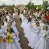 13.05.2012 I Komunia Święta w parafii w Konopiskach