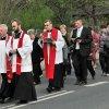 28/29.04.2011 peregrynacja Krzyża - parafia Konopiska