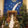 24.12.2015 Szopka i Kościół w Boże Narodzenie